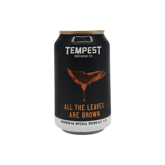 Tempest Brewing Co. All the Leaves are Brown Barrel Aged