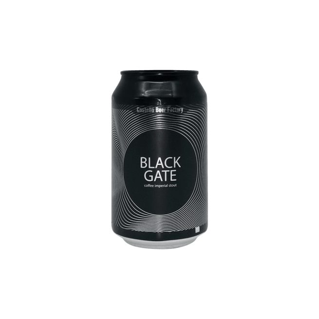 Castello Beer Factory Black Gate