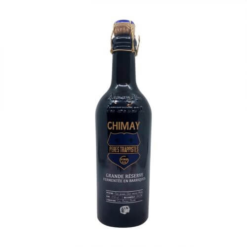 Chimay Grande Reserve Whisky BA Blauw 2018