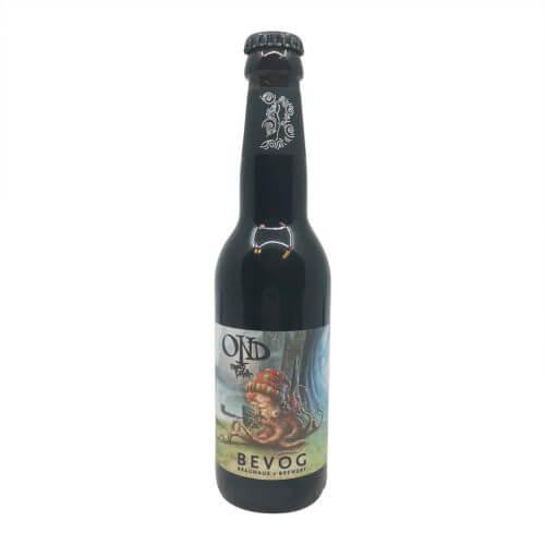 Bevog Brewery Ond Smoked Porter