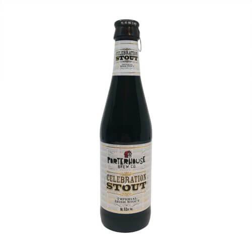 Porterhouse Brewing Co. Celebration Stout