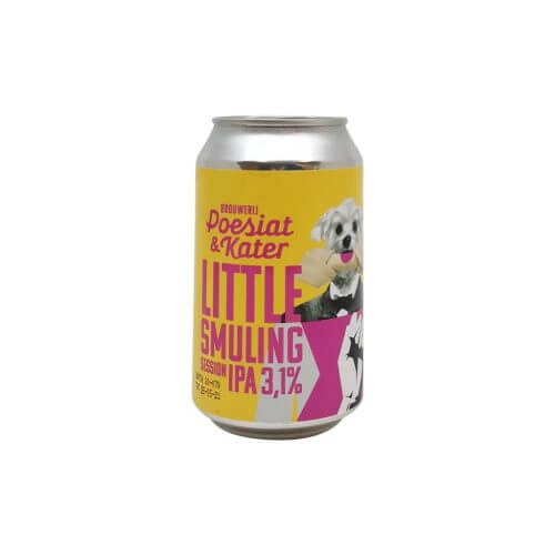 Poesiat & Kater Little Smuling Session IPA