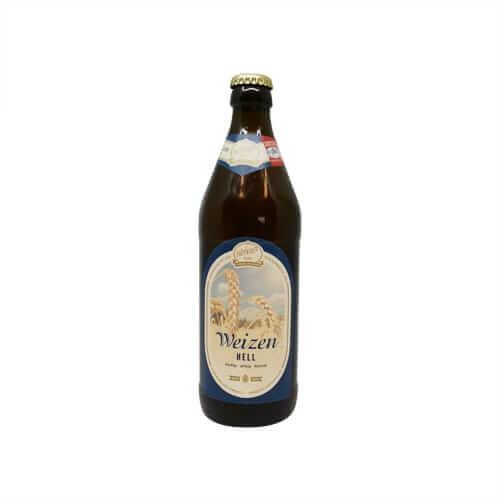 Brauerei Kundmüller Weiherer Weizen Hell