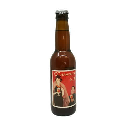 Brouwerij CC Champagne d'Or