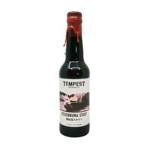 Tempest Brewing Co. Kesennuma Stout