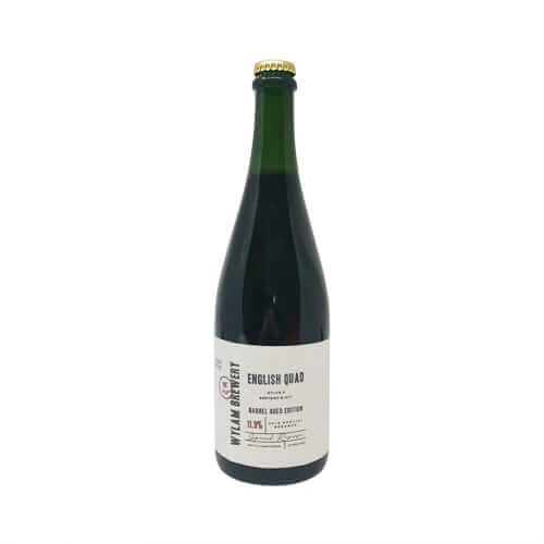 Wylam Brewery English Quad 2018 Special Reserve