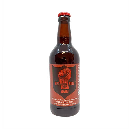 Brehon Brewhouse Red Right Hand