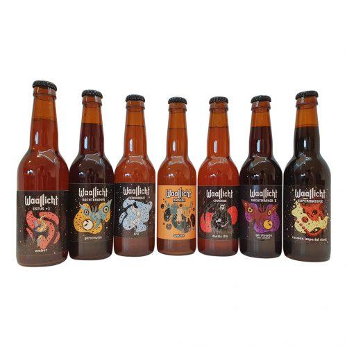 Brouwerij Waallicht proefpakket