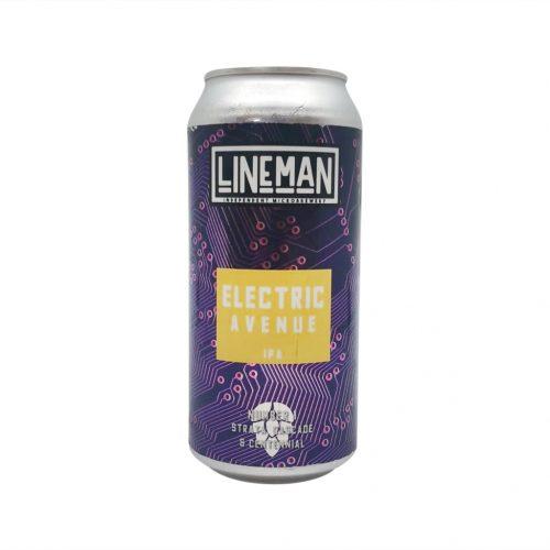 Lineman beer